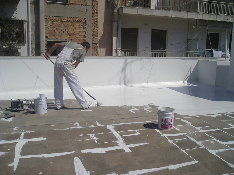 Polyurethane the waterproofing and industrial flooring blog for Terrace waterproofing