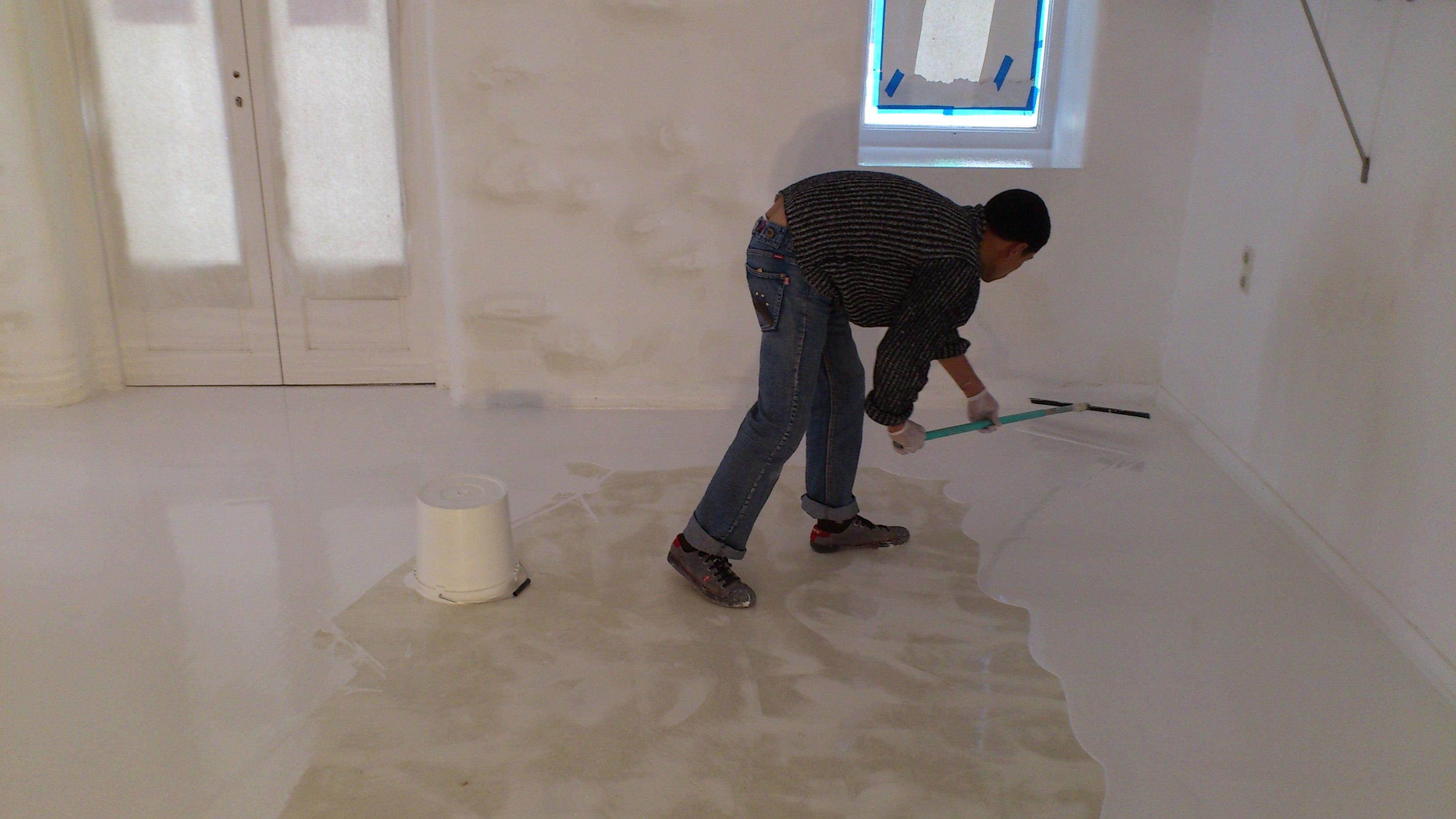 industrial floor  waterproofing  industrial