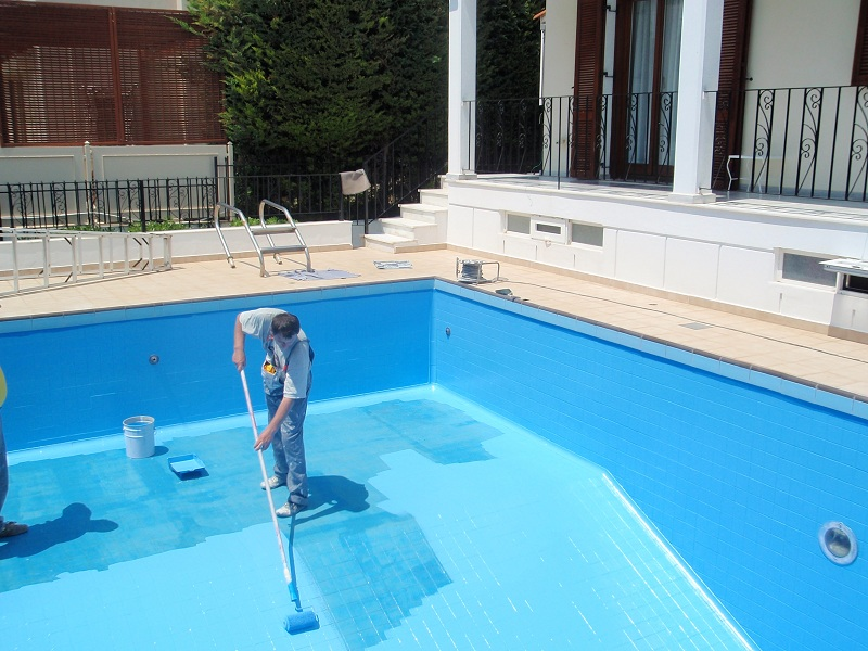Epoxy paint the waterproofing and industrial flooring blog for Epoxy coating for swimming pools